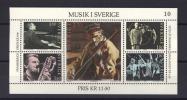01794  -   Suède  -  Blocs  :  Mi  11  ** - Blocks & Kleinbögen