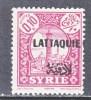 LATTAQUIE  1    * - Lattaquie (1931-1933)