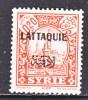 LATTAQUIE  4    * - Lattaquie (1931-1933)