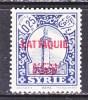 LATTAQUIE  6    * - Lattaquie (1931-1933)