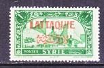 LATTAQUIE   9    * - Lattaquie (1931-1933)