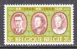 BELGIUM   616   * - Unused Stamps