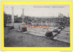 Algérie (Batna) TIMGAD - Ruines Romaines Maison Aux Jardinières  TOP - Batna