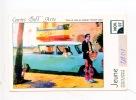 """Le Havre 2007 : Cartes Dell´Artes """"Max Et Julie En Balade"""" Sylef 2002 (ticket Jeune) Bus Océane (arts Tableaux) - Abonnements Hebdomadaires & Mensuels"""