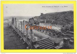 Algérie (Batna) TIMGAD - Ruines Romaines Le Théatre  TOP - Batna