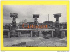 Algérie (Batna) TIMGAD - Ruines Romaines L Hémicycle  TOP - Batna