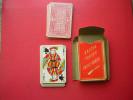 RARE   JEU / JEUX DE CARTES MYLORD  PIQUET 32 CARTES  CARTES TOILEES COINS DORES AVEC SA BOITE EN CARTON - Jeux De Société