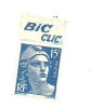 886c   Type Marianne     Avec Bande Publicitairte    Charniére   (pag1) - Unused Stamps