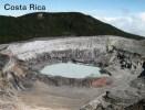 Postcard - Poas Volcano, Costa Rica. A - Costa Rica