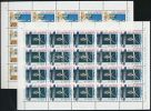 San Marino Stamp Europa CEPT Space Travel Minisheet Set 1991 MNH WS187029 - Non Classificati