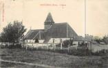 PANILLEUSE - L'église. - Francia