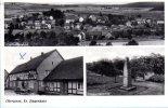 Breitenbach Am Herzberg Oberjossa - S/w Mehrbildkarte 1 - Other