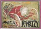 PNEUS SENATZY - Publicidad