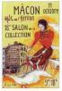 Carte Postale - 18è Salon De La Collection. MÂCON. 1998 - 500 Exemplaires - - Bourses & Salons De Collections
