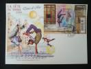 France - 2014 Fête Du Timbre : La Danse De Rue - Bloc Sur Enveloppe Du 11 Octobre - Six Fours Les Plages - 2010-....