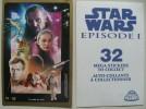 19 Vignettes Crazy Planet : STAR WARS épisode I De 1999 Sans Double - Altri
