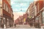 Jemeppe-sur-Meuse (4101): Rue Du Pont Et Trocadéro Location De Romans à 10 Centimes. Animation, Commerces. CPA Colorisée - Seraing
