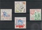 Saint Pierre Et Miquelon Années 1988-89-91-92 Sports N°Y/T 487-498-547-559** - Collections, Lots & Séries