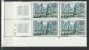 """Coins Datés YT 1436 """" Moustiers-Sainte-Marie """" 1965 Neuf** Du 9.6.65 - 1960-1969"""