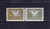 Portugal Af 847-848 (1959) Complete Year MNH** (T) - Portugal