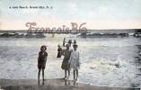 A Safe Beach, Océan City, New Jersey - 2 SCANS - Etats-Unis