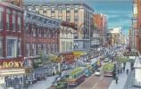 Grandy Street Loocking Towards New Federal Building - Norfolk - Virginia - 2 SCANS - Norfolk