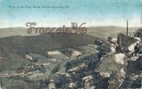 View From Flag Rock - Warm Springs - 2 SCANS - Etats-Unis