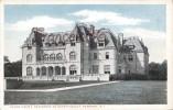 Ochre Court Residence Of Ogden Goelet NewPort - 2 SCANS - Newport