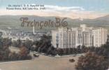 Dr Groves L.D.S. Hospital And Nurses Home - Salt Lake City - 2 SCANS - Salt Lake City