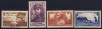 France: Yv Nr 454 - 457  MNH/** Sans Charnière  Postfrisch - Unused Stamps