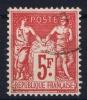 France: Yv Nr  216 Obl. Used  1925
