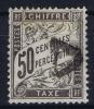 France: Yv Nr  Tax 20 Obl./ Used