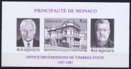 Monaco: Yv Nr. Bloc 39a  MNH/** Sans Charnière  Postfrisch