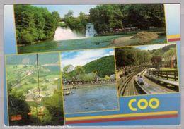 Coo , Mehrbildkarte - Trois-Ponts