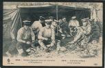 GUERRE 1914-18 - JAPON - Japanese Soldiers In The Trenches - Soldats Japonais Dans Les Tranchées à WAUGKUSHAU - War 1914-18