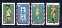 Bophuthatswana - 1982 - 75th Anniversary Of Boy Scout Movement - MNH - Bophuthatswana
