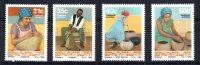 Bophuthatswana - 1990 - Traditional Crafts - MNH - Bophuthatswana
