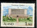 Aland Islands 1984 1.90o Mariehamn Town Hall Issue #13 MNH - Aland