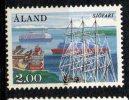 Aland Islands 1984 2.00o Bark Pommern Issue #23 MNH - Aland