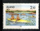 Aland Islands 1991 2.10o Kayaking Issue #60 MNH - Aland