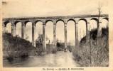 CPA  -   EN MORVAN   -   Aqueduc De Montreuillon - Francia