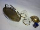 Lot à Saisir Metal Argenté Et Laiton (voir 3 Photos Et Descriptif ) - Silberzeug