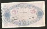 FRANCE - BANQUE De FRANCE - 500 Francs BLEU Et ROSE ( Paris 15 / 12 / 1932 Y ) - 1871-1952 Antichi Franchi Circolanti Nel XX Secolo