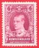 Canada Newfoundland # 175 - 4 Cents  - O - Dated  1931 - Prince Of Wales / Prince De Galles - Newfoundland