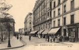 PARIS     Rue De La Butte Aux Cailles - France