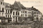 CPA - ARMENTIERES (59) - Aspect De La Grand'Place Pendant La Grande Guerre De 1914 / 18 - Armentieres