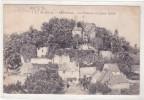 LE SARLADAIS - SALIGNAC - LE CHATEAU ET PLACE NAUDY - POUR LYON - CPA - France