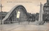 NANTES 44 Le Nouveau Pont Maudit à La Petite Hollande Belle Animation + Tramway - Nantes