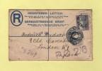 Sydenham - Port Elizabeth - Recommande Pour Londres - 1931 - Südafrika (...-1961)