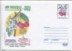 Wild Cherry Tree (Cerassus Avium) -  Stationery (stamp : Wild Cherries) - Arbres